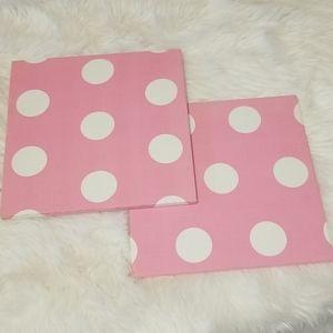 Rare HTF  Victoria's Secret Pink display boards